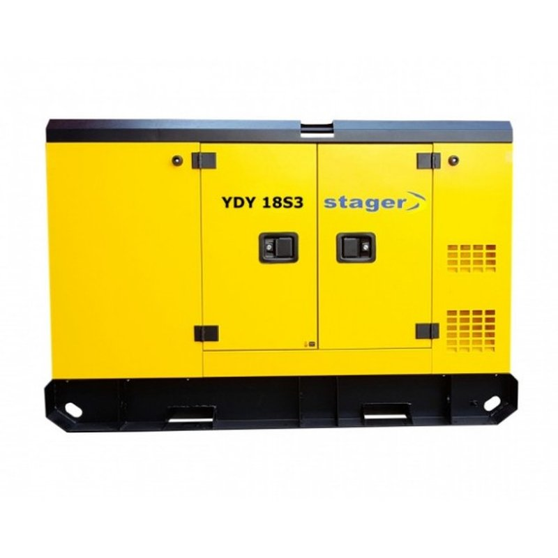 Generator insonorizat Stager YDY18S3